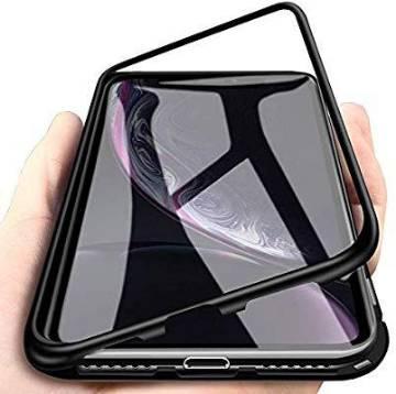 360 Metal Case For Samsung J6 - Black