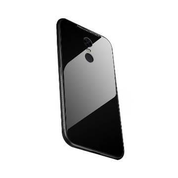 Glass Case Phone Cover for Xiaomi Redmi Note 4X