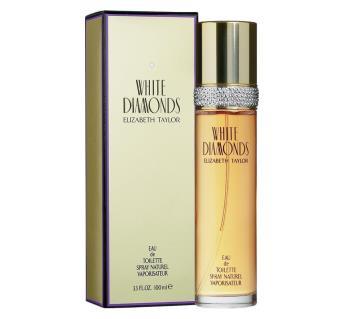 ELIZABETH TEYLOR WHITE DIAMOND WOMEN 100ML import from dubai