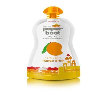 Paper Boat Mango Drink -180ml(India)