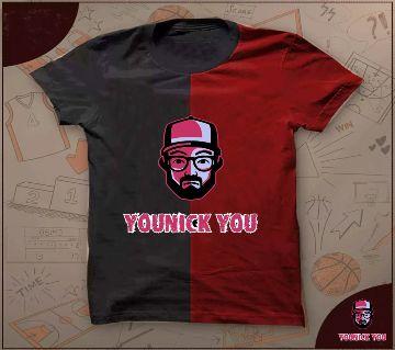 YouNick You Half sleeve T-shirt