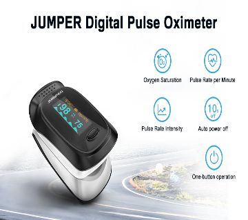Jumper Pulse Oximeter (JPD-500D OLED Edition)