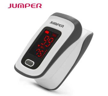 Jumper Fingertip Pulse Oximeter Model JPD-500E LED Edition