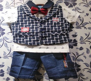India boys party Dress for baby boy