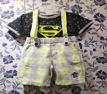 India  party Dress for baby boy