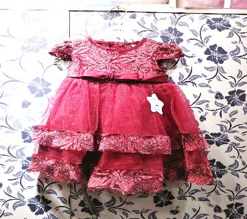 INDIAN PARTY DRESS PLUS for baby girl
