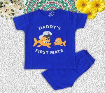 tshirt Set for baby boy