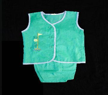 Dress Set for Infant Boys.