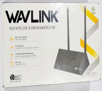 Wavlink WL-WN521N2 N300 Wireless Smart Wi-Fi Router