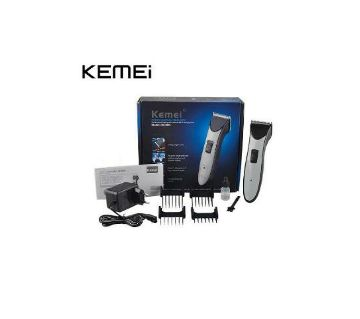 KEMEI RECHARGEABLE SHAVER AND TRIMMER