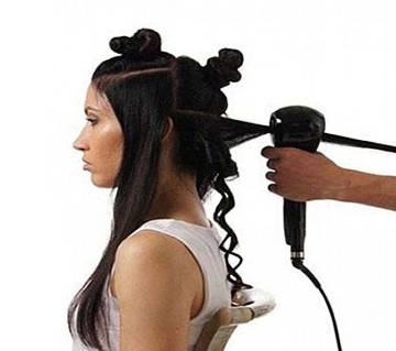 Hair style machine