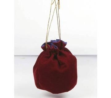 Oval shape botua bag