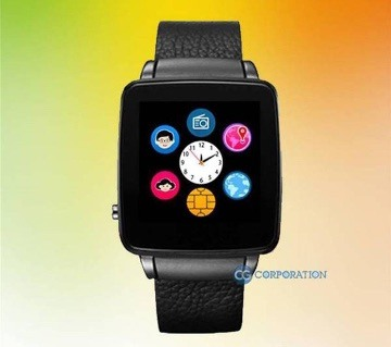 Smart Watch X6s Curved Display- sim supported