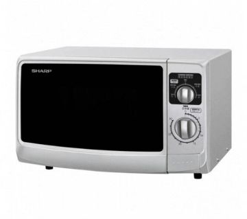 SHARP MICROWAVE OVEN SHARP R229T=22LTR