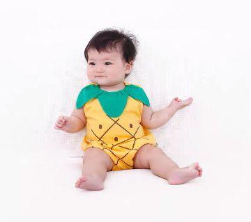 Cute. Baby Dress (Pineapple Dress)