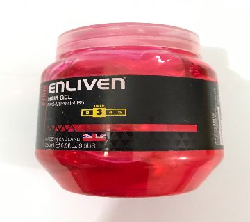 Enliven Hair Gel With Pro-Vitamin B5 -250 ml uk