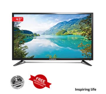 Linnex LED TV-43 inch Black