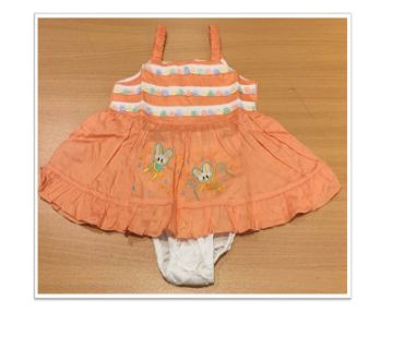 Comfortable Summer Dress for New Born Baby