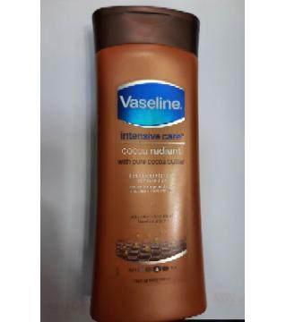 Vaseline Intensive Care Cocoa Radiant Body Lotion 400ml-UK