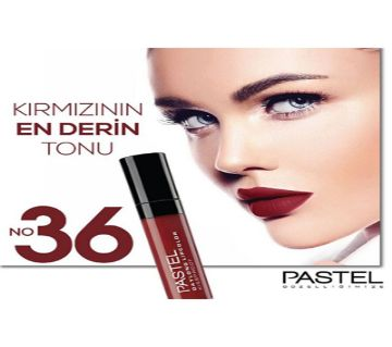 Pastel Daylong  liquid matte lipstrick Turkey