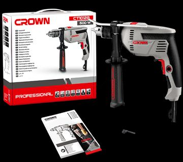 Crown Impact Drill/ CT10129