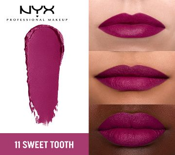 NYX MATTE Lipistic code 2MNJHUJIK 20ML-CHINA