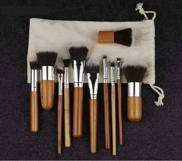 BAMBOO Makeup Brush Set code 2MNJHBGNH china