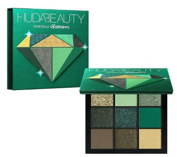 HUDA BEAUTY 9COLOR Eyeshadow code wjhed 10ml china