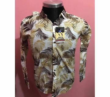 Gents full sleeve  casual shirt code 4BHGYHUJHG