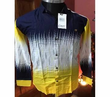 Gents full sleeve  casual shirt code 1KJGHYH