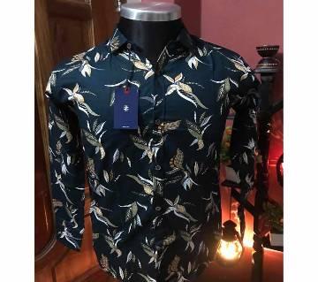 Gents full sleeve  casual shirt code 1ZSXDZAS