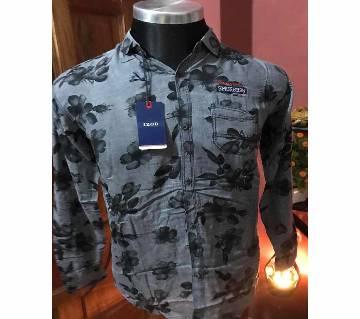 Gents full sleeve  casual shirt code 4MNJHBNKJ