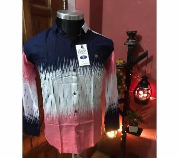 Gents full sleeve  casual shirt code 2VGBHFVGBHJ