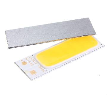 1.8W 12led COB LED Chip 130mA White/Warm White For DIY DC 3.7V
