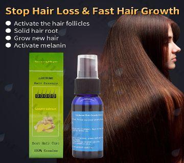 LANTHOME Fast Hair Growth Oil Anti Hair Loss Spray Natural Hair Growth Products Hair Growth Liquid Serum-30ml-China