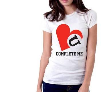 Valentine Special Ladies T-shirt