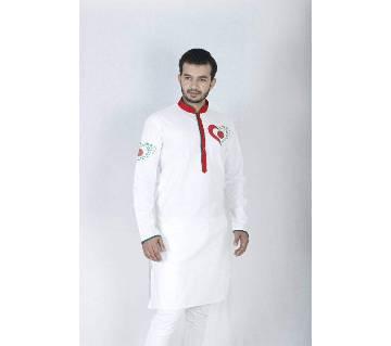 Valentine Special Cotton Panjabi