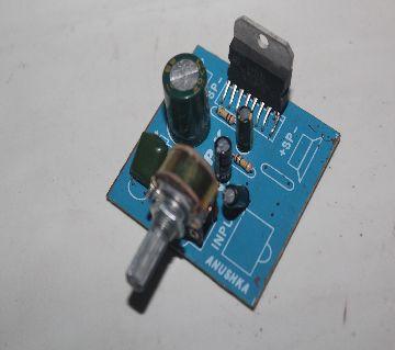 1 volume circuit