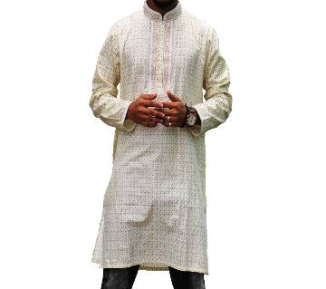Cotton Casual Long Panjabi