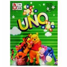 Uno card Pooh