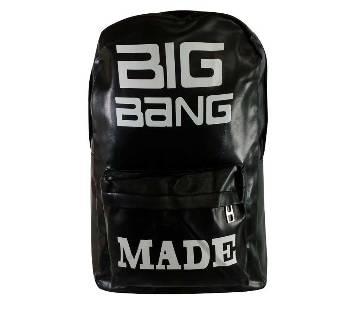 Big Bang Rexine BackPack