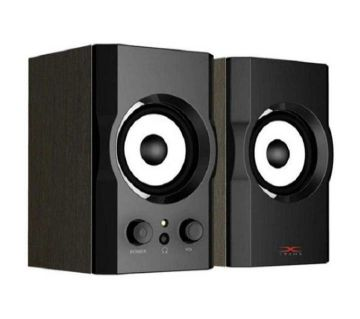 Computer Speaker 3002A AC Powered - Black