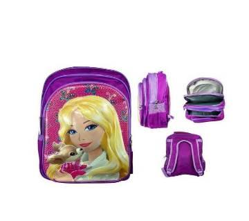Disney princess Backpack school bag for girls