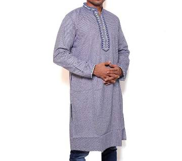Cotton Semi Long Panjabi for men 14