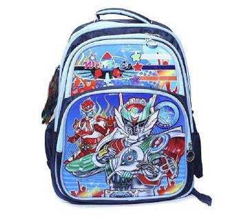Lighting Transformer School Backpack