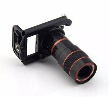 8X Zoom Clip Lens