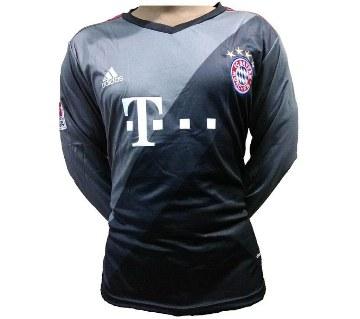 bayarn munich full sleeve home jersey-replica