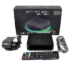 MXQ 4K এন্ড্রয়েড টিভি বক্স