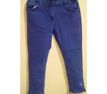 Women & Girls Denim Pants