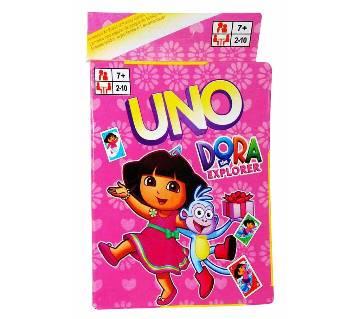 Uno card Dora